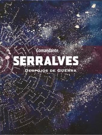Capa do Comandante Serralves - Despojos de Guerra (Ana Da Silva Monteiro)